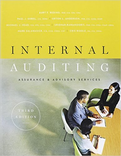 Auditing Textbook Pdf