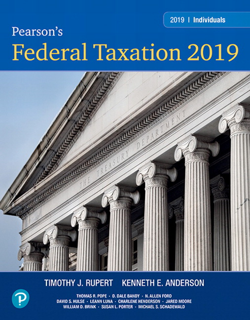 Introduction To Taxation Pdf